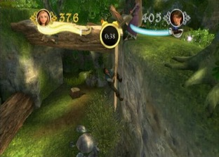 Test Raiponce Wii - Screenshot 11