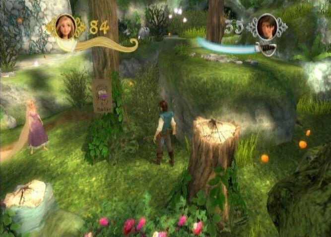 jeuxvideo.com Raiponce - Wii Image 17 sur 133