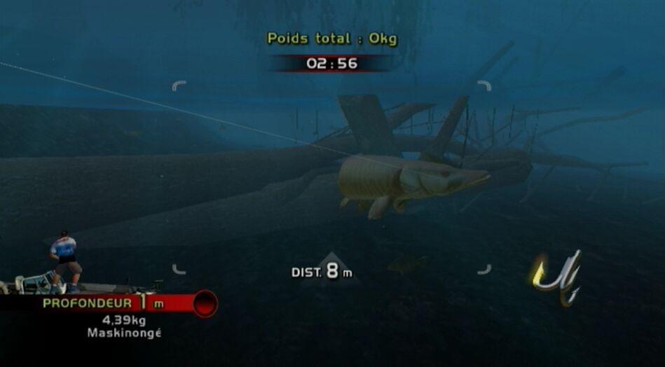 rapala pro bass fishings на psp