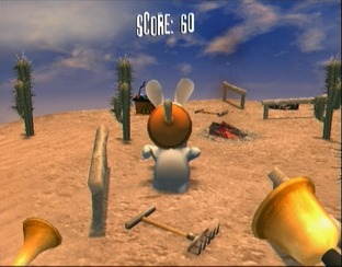 Test Rayman Contre Les Lapins Cretins Wii - Screenshot 38