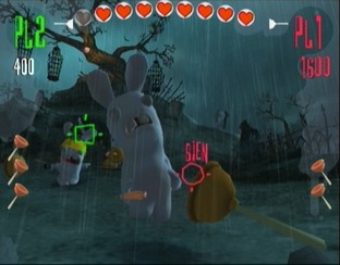 Test Rayman Contre Les Lapins Cretins Wii - Screenshot 39