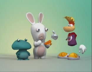 Test Rayman Contre Les Lapins Cretins Wii - Screenshot 40