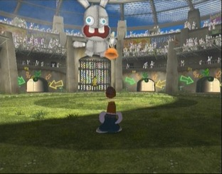 Test Rayman Contre Les Lapins Cretins Wii - Screenshot 41