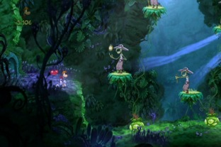 Test Rayman Origins Wii - Screenshot 46
