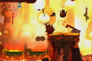 Test Rayman Origins Wii - Screenshot 49