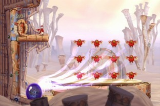 Test Rayman Origins Wii - Screenshot 51