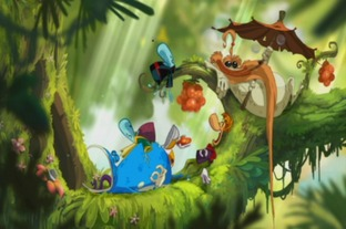 Test Rayman Origins Wii - Screenshot 53