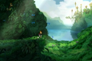 Test Rayman Origins Wii - Screenshot 57