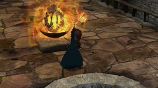 Test Rebelle : Le Jeu Vidéo Wii - Screenshot 1