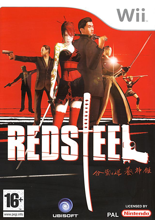 Red Steel Redswi0f