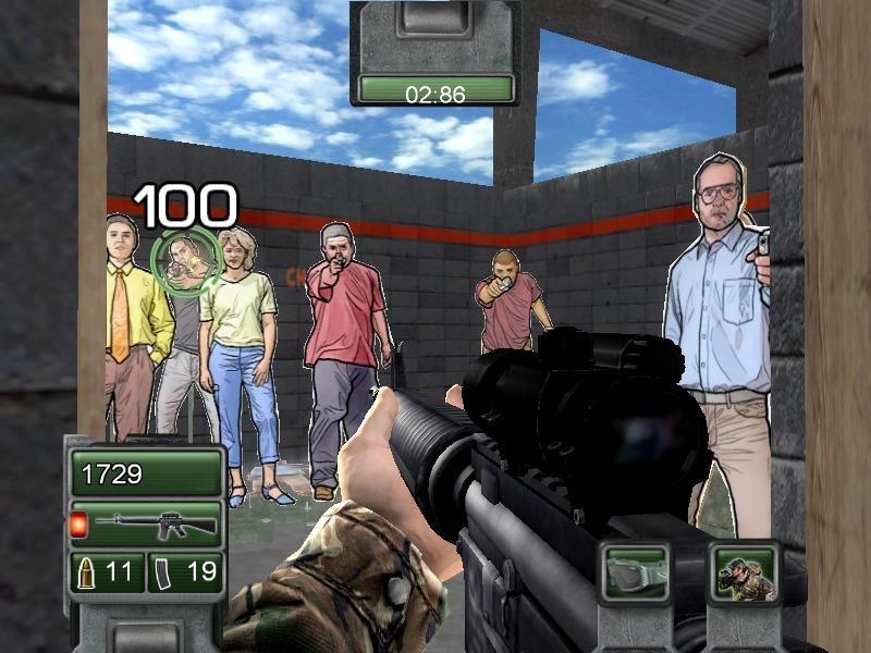 لعبة الاكشن - لعبة Reload PAL WII 2012