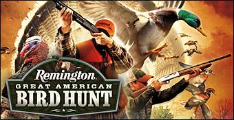 test du jeu remington great american bird hunt sur wii. Black Bedroom Furniture Sets. Home Design Ideas