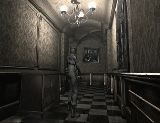 Test Resident Evil Wii - Screenshot 56