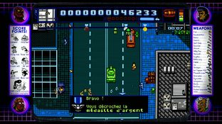 Test Retro City Rampage Wii - Screenshot 15