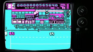 Test Retro City Rampage Wii - Screenshot 16