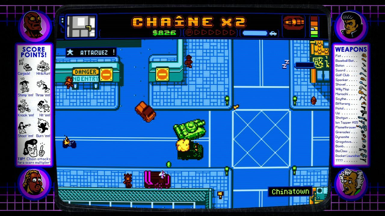 Images Retro City Rampage Wii - 25