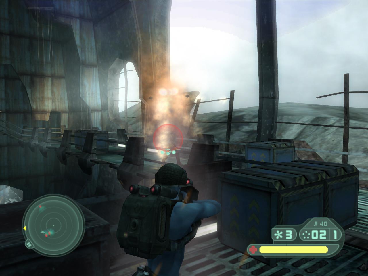 Rogue Trooper : Quartz Zone Massacre