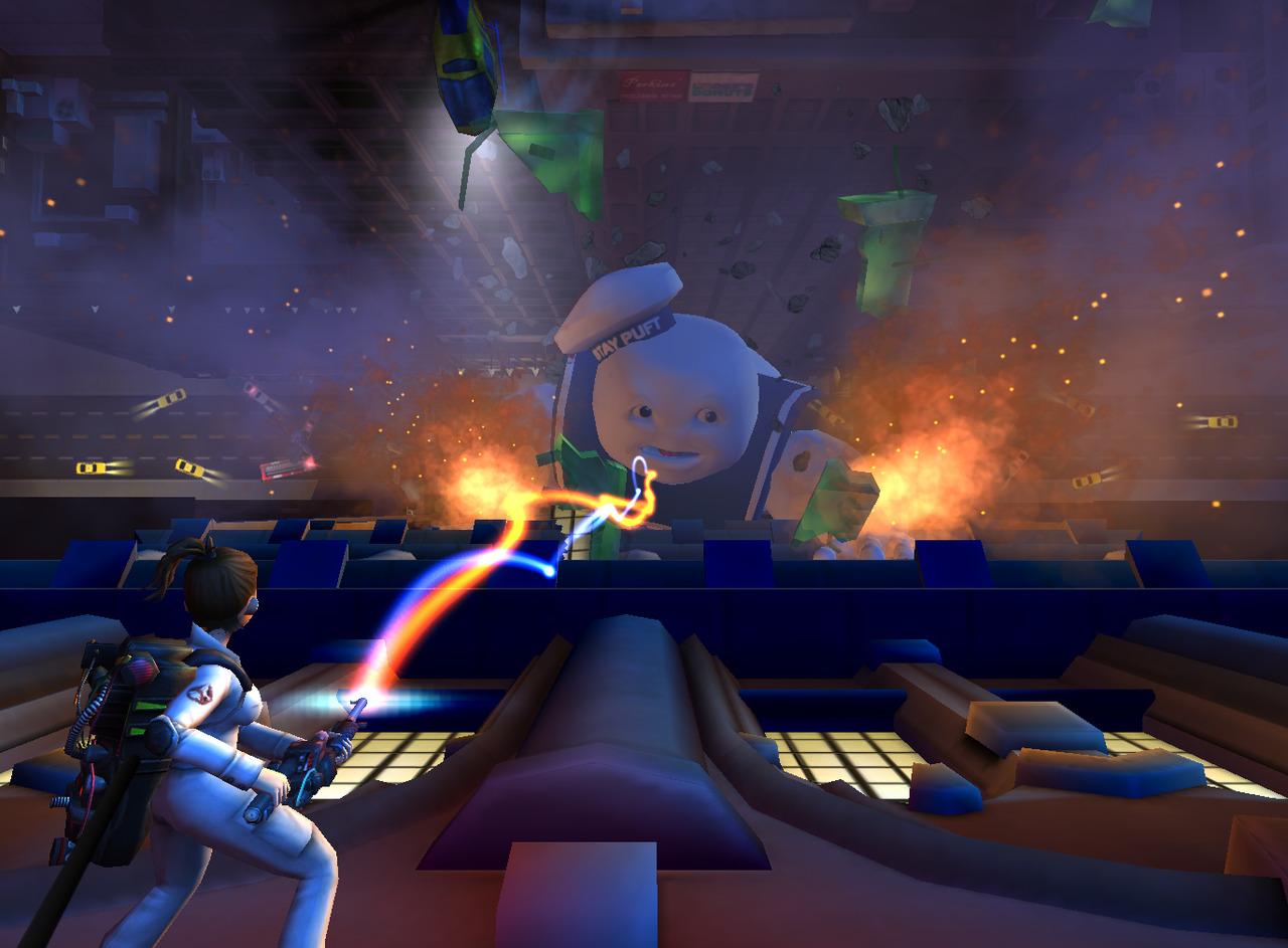 jeuxvideo.com S.O.S. Fantômes : Le Jeu Vidéo - Wii Image 59 sur 92