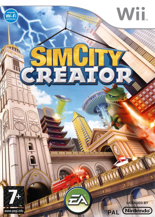 SimCity Creator (Wii) (USA) (NTSC-U) [FS]