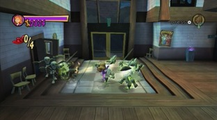 Test Scooby-Doo! Opération Chocottes Wii - Screenshot 125