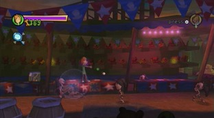 Test Scooby-Doo! Opération Chocottes Wii - Screenshot 126