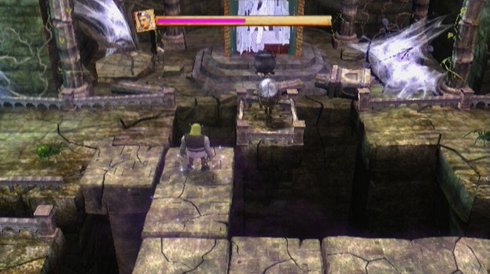 jeuxvideo.com Shrek 4 : Il était une Fin - Wii Image 10 sur 38