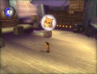 Test Shrek Le Troisième Wii - Screenshot 6
