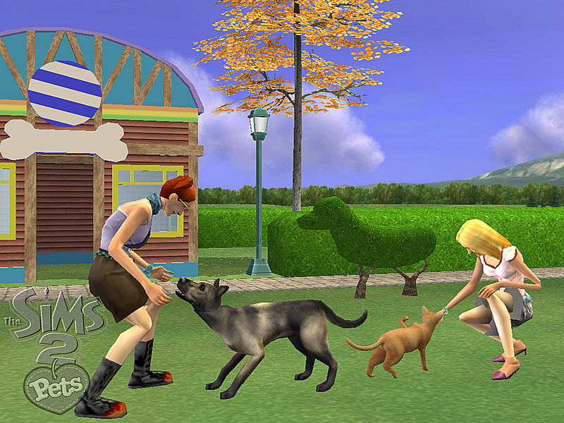 Screens Zimmer 2 angezeig: my sims pc download