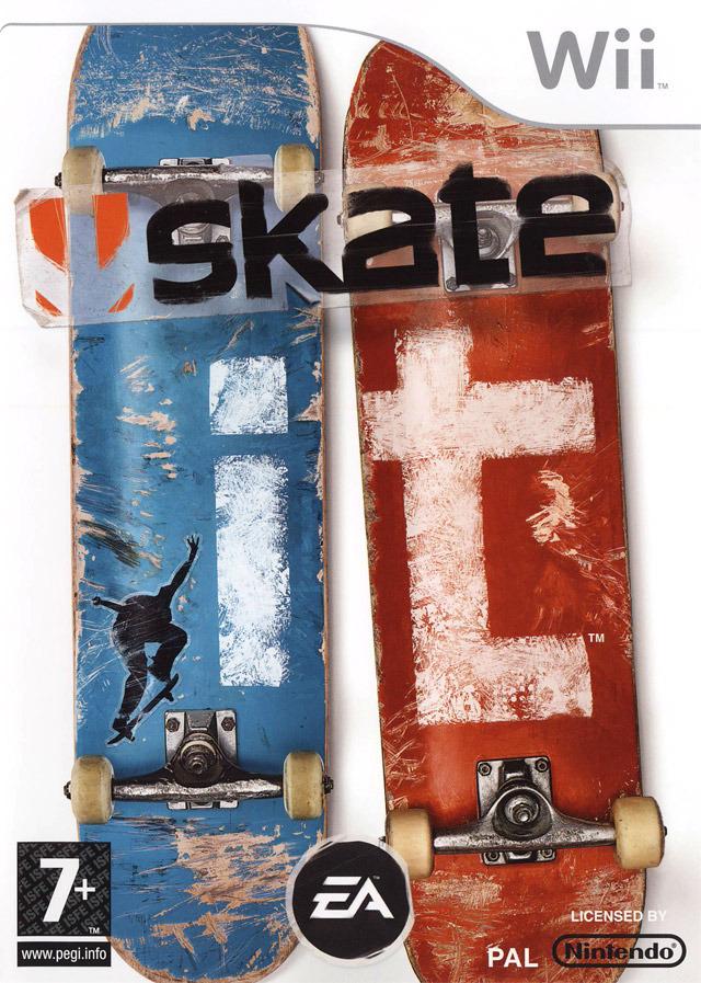 Skate It   NTSC preview 0