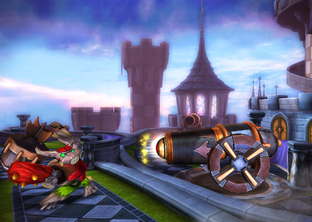 Aperçu Skylanders Giants - E3 2012 Wii - Screenshot 1