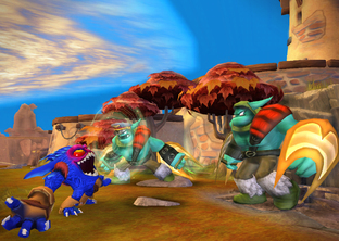Aperçu Skylanders Giants - E3 2012 Wii - Screenshot 2