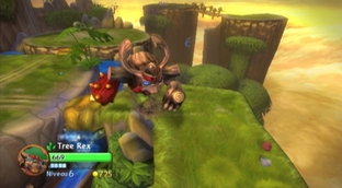 Test Skylanders Giants Wii - Screenshot 21