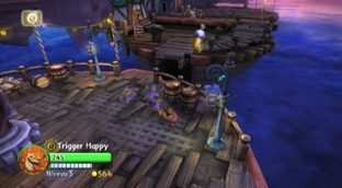 Test Skylanders Giants Wii - Screenshot 22