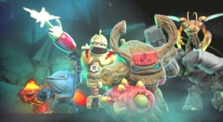 Test Skylanders Giants Wii - Screenshot 26
