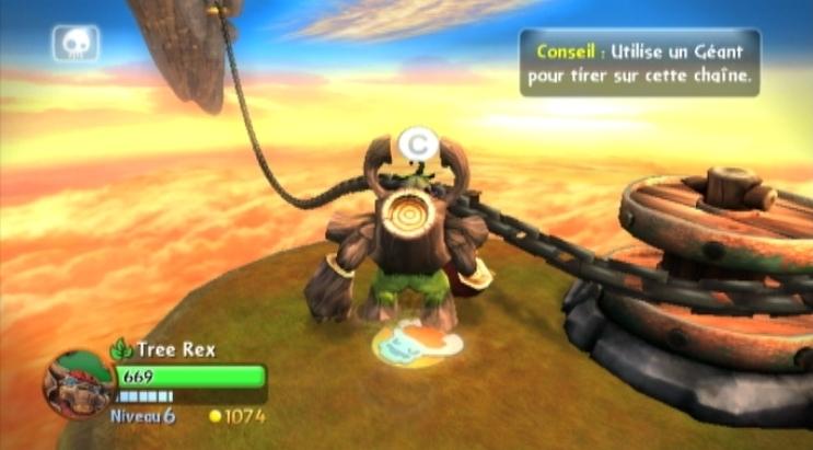 jeuxvideo.com Skylanders Giants - Wii Image 29 sur 114
