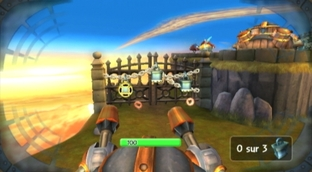 Test Skylanders Giants Wii - Screenshot 28