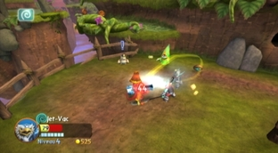 Test Skylanders Giants Wii - Screenshot 30