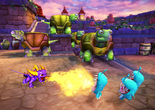 Aperçu Skylanders : Spyro's Adventure Wii - Screenshot 35