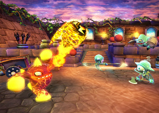 Aperçu Skylanders : Spyro's Adventure Wii - Screenshot 36