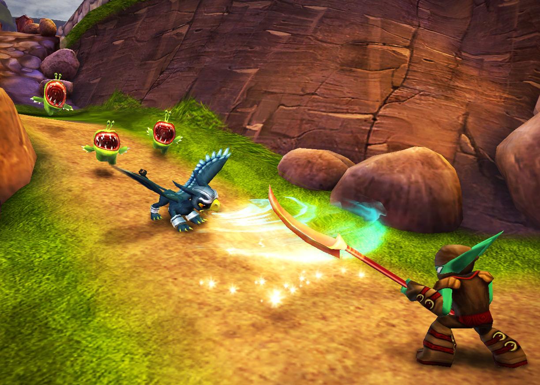 Skylanders Spyros Adventure PAL WII-iMARS Image