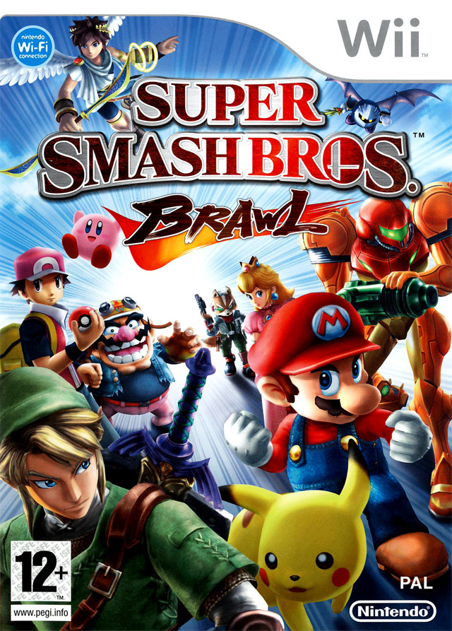 [MULTI] [Wii]  Super Smash Bros. Brawl
