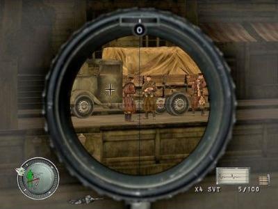 jeuxvideo.com Sniper Elite - Wii Image 6 sur 10