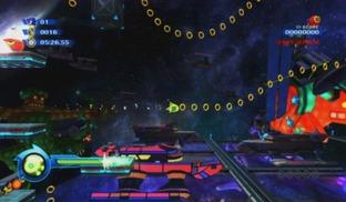 Test Sonic Colours Wii - Screenshot 126
