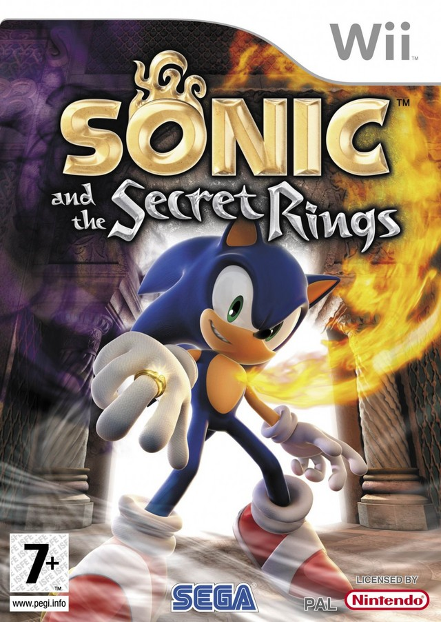 Sonic and the Secret Rings Sowfwi0f