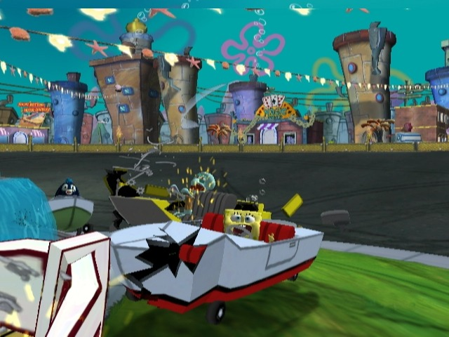 Images de SpongeBob's Boating Bash