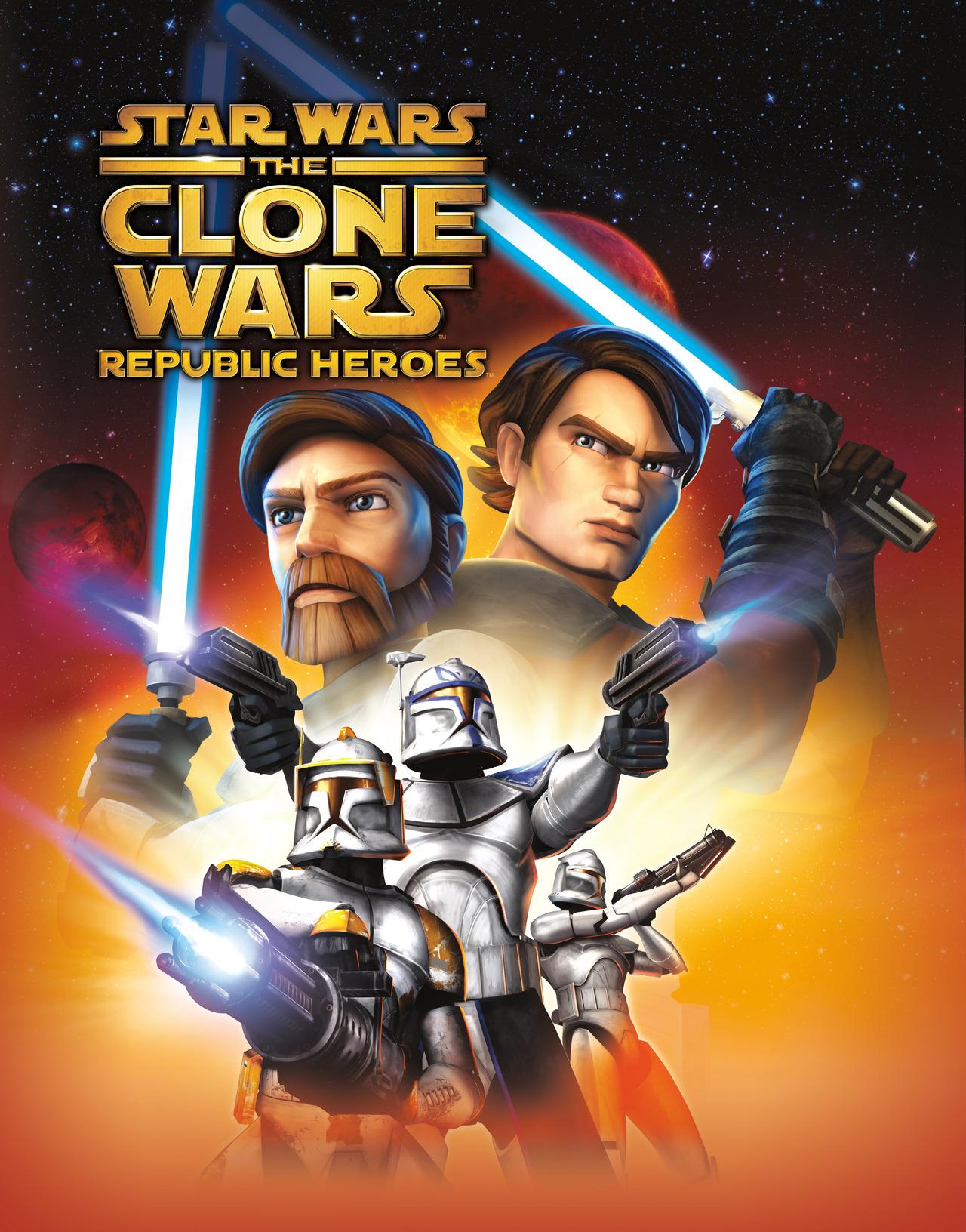 Jeuxvideo com star wars the clone wars les héros de la république