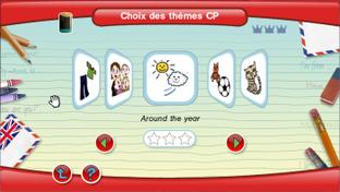 Fiche complète Succès au Primaire : Anglais CP - Wii