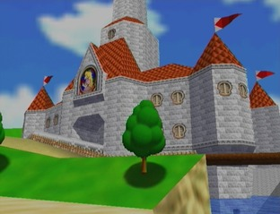 Test Super Mario 64 Wii - Screenshot 11