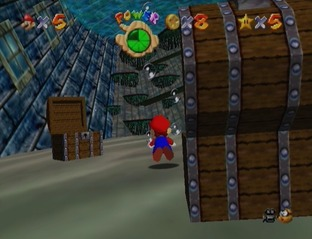Test Super Mario 64 Wii - Screenshot 12