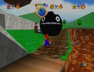 Test Super Mario 64 Wii - Screenshot 14